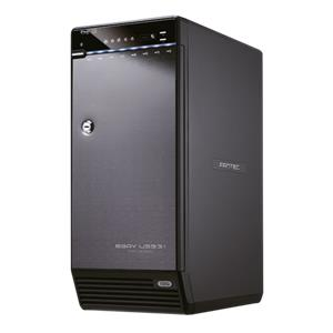 FANTEC QB-X8U31 black 8x 3,5 SATA HDD USB 3.1 Typ-C