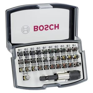 Bosch Pro Screwdriver Bit Set 32 piece
