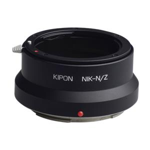 Kipon Adapter Nikon F Lens to Nikon Z Camera