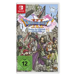 Nintendo Switch Dragon Quest XIS Echoes of an Elusive Age Def. E.