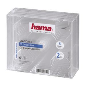 Hama CD-Double-Box     p