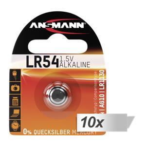 10x1 Ansmann LR 54