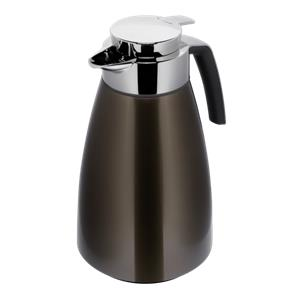 Emsa Bell thermal jug stainless steel 1,5l chocolate 513817