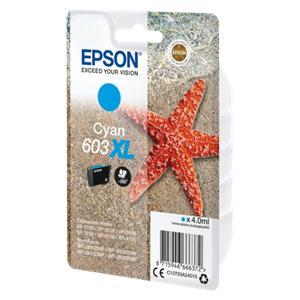 Epson ink cartridge cyan 603 XL                    T 03A2