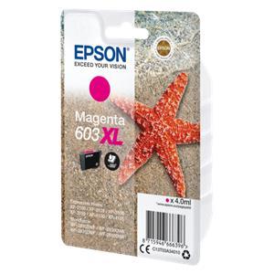 Epson ink cartridge magenta 603 XL                    T 03A3
