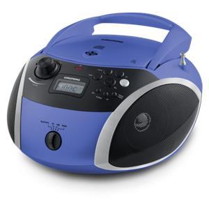Grundig GRB 3000 BT blue/silver