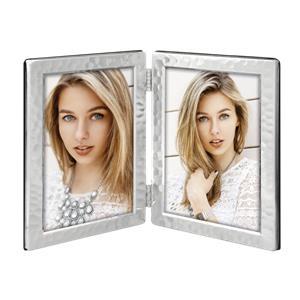ZEP Silver Frame         2x10x15 Metal Portait silver    DS50-4