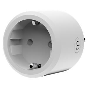 Xlayer socket Echo Single white