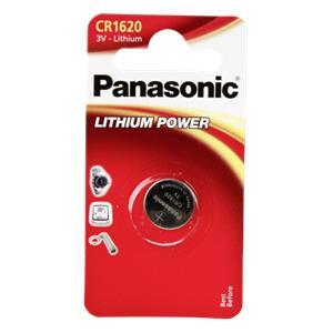 1 Panasonic CR 1620 Lith