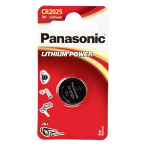 1 Panasonic CR 2025 Lith