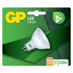 GP Lighting LED GU5.3 MR16 Refl. 3,7W (23W) 230 lm      GP 080329