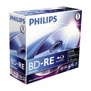 1x5 Philips Blu-Ray ReWr