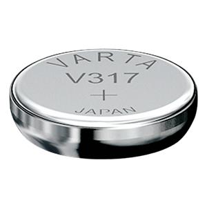 10x1 Varta Watch V 317 PU inner box