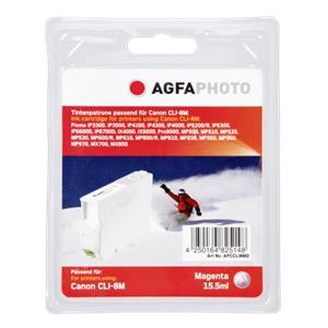 AgfaPhoto CLI-8 M magent