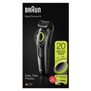 Braun BT 3221 BeardTrimm