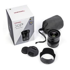 Samyang XP 1,2/35 Canon EF