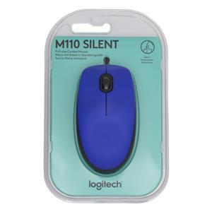Logitech M110 silent blu