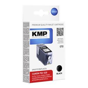 KMP C72 ink cartridge bl