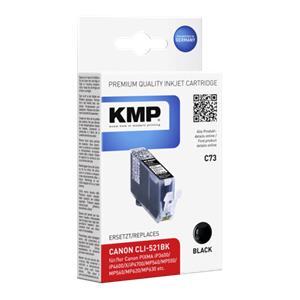 KMP C73 ink cartridge bl