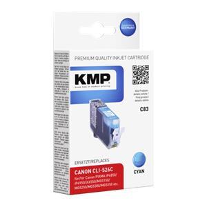 KMP C83 ink cartridge cy