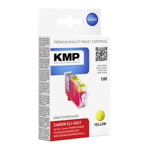KMP C85 ink cartridge ye