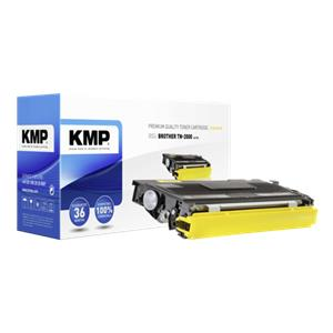 KMP B-T10 Toner black compatible with Brother TN-2000