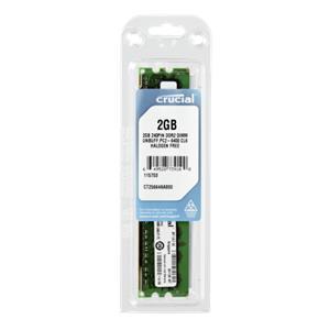 Crucial 2GB DDR2 800MHz