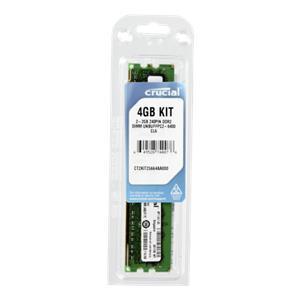 Crucial 4GB DDR2 800MHz
