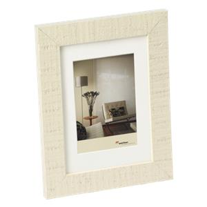 Walther Home cream white   10x15 Wood Frame                HO015W