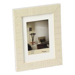 Walther Home cream white   13x18 Wood Frame                HO318W