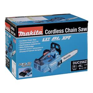 Makita DUC256Z Twin 18V Top Handle chain saw BL LXT
