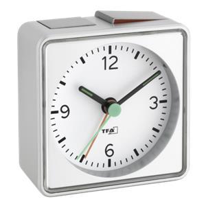 TFA 60.1013.54 PUSH electr. alarm clock