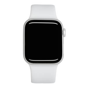 Apple Watch Series 6 GPS 44mm Silver Alu Case White Sport Band