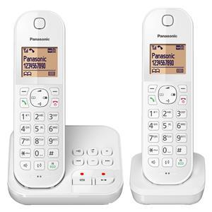 Panasonic KX-TGC422GW white