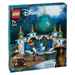 LEGO Disney Princess 43181 Raya und der Herzpalast