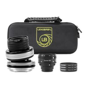 Lensbaby Optic Swap Macro Collection for Fuji X