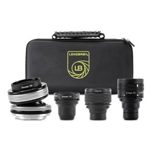 Lensbaby Optic Swap Founders Collection for Canon RF
