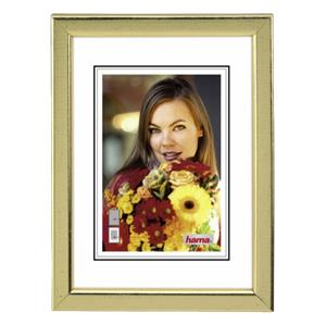 Hama Bella gold            15x20 wood frame               31670