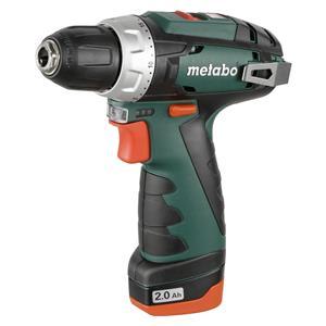 Metabo PowerMaxx Basic Set Cordless Drill Driver