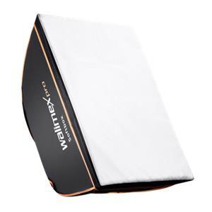 walimex pro Softbox Orange Line 40x40