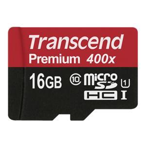 Transcend microSDHC