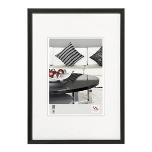 Walther Chair DIN A4     21x29,7 Aluminum black AJ130B