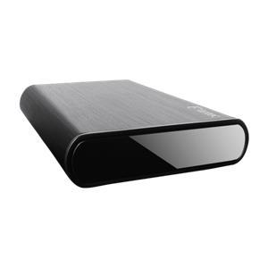 FANTEC DB-ALU3-6G black