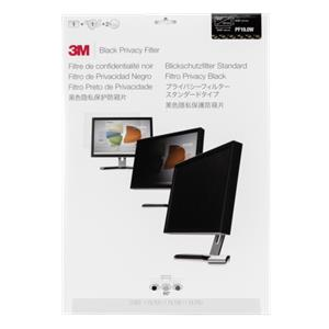 3M PF190W Privacy Filter Black for 48,3cm (19,0 ) 16:10