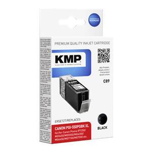 KMP C89 ink cartridge bl