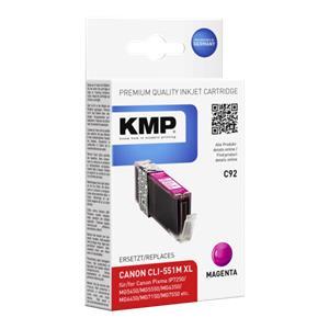 KMP C92 ink cartridge ma