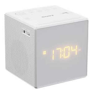 Sony ICF-C1 W white