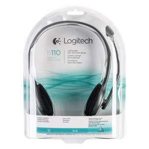 Logitech H 110 Stereo He
