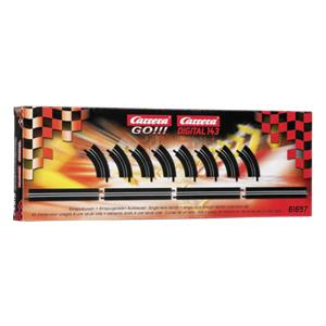 Carrera GO!!! Single-Lane Bends/ Straight Section Extension 61657