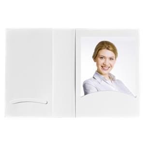 1x100 Daiber Folders Passport Pic. w. CD archieve, 10x15 white
